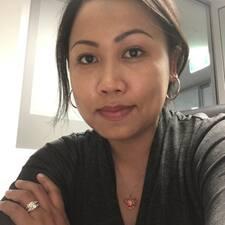 Ruthie felhasználói profilja