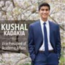Notandalýsing Kushal