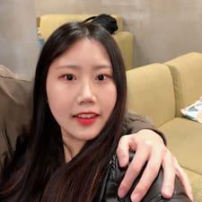 Jieon User Profile