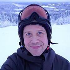 Jarno felhasználói profilja