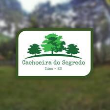 Perfil do usuário de Cachoeira Do Segredo