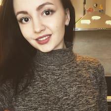 Profil utilisateur de Valerija