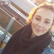 Nadja Brukerprofil