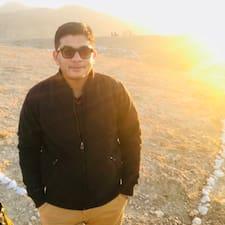 Mehmood felhasználói profilja