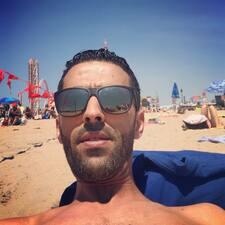 Hamza felhasználói profilja