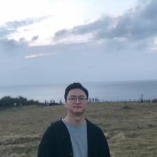 Yongwoo的用戶個人資料