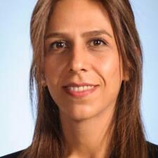 Neda felhasználói profilja