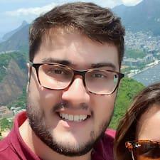 Профиль пользователя Vitor Hugo