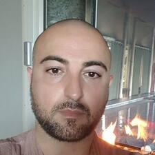 Användarprofil för Reza