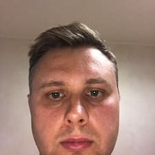 Oleksii felhasználói profilja
