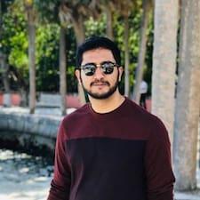 Abhiram felhasználói profilja