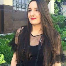 Profil utilisateur de Louiza