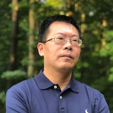Användarprofil för Biao
