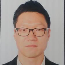 Henkilön Jeong Hun käyttäjäprofiili