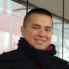 Profil Pengguna Vinh