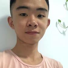 艇戈 felhasználói profilja