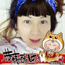 Perfil do utilizador de Ying Ying
