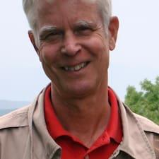 Henkilön David käyttäjäprofiili
