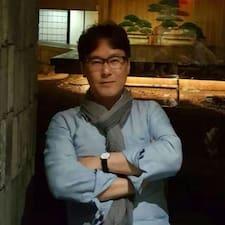 Användarprofil för Jonghyuck