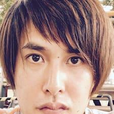 Perfil de usuario de Shimpei