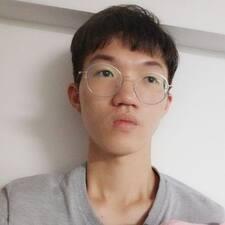 Perfil do utilizador de 铭浩
