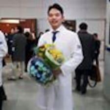 Perfil do usuário de Jehyun
