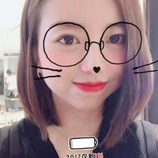 雯 felhasználói profilja