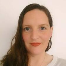 Meaghan felhasználói profilja