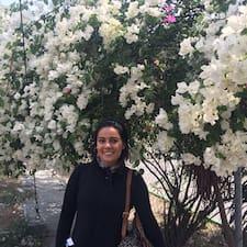 Imelda Sarahi - Uživatelský profil