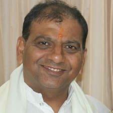 Profil utilisateur de Chanakya