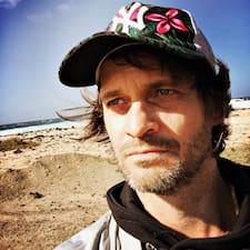 Markus felhasználói profilja