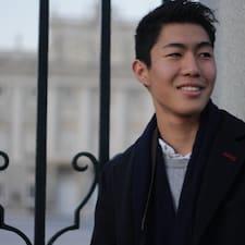 Profil Pengguna Daichi