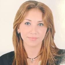 Marisol felhasználói profilja