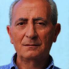 Profil utilisateur de Aurelio