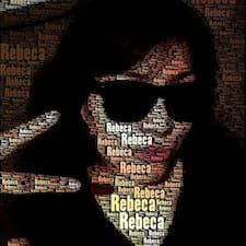 Perfil do utilizador de Rebeca