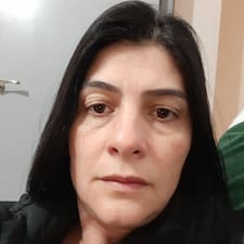 Rosangela felhasználói profilja