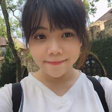 家妍 - Uživatelský profil