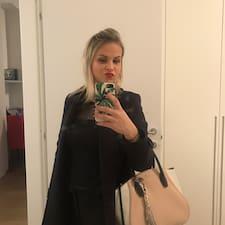 Profil Pengguna Francine