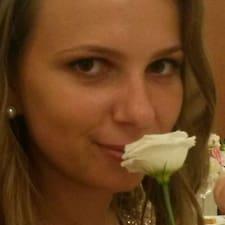 Julia felhasználói profilja