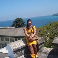 Profilo utente di Purnima