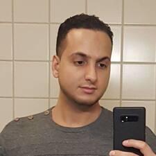 Ahmad的用戶個人資料