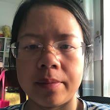 丽春 felhasználói profilja