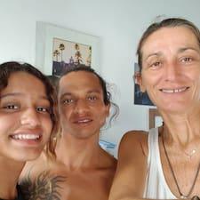 Профиль пользователя Marianne, Gaïa & Alex