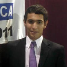 Användarprofil för Pablo Andrés