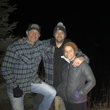 Petr, Tiphani And Corbin felhasználói profilja