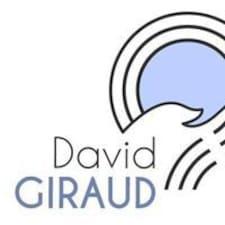 Perfil do utilizador de David