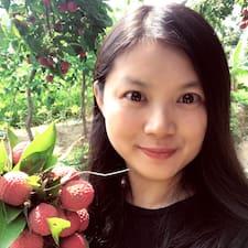 利娟 felhasználói profilja