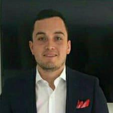 Profil Pengguna Diego Fernando