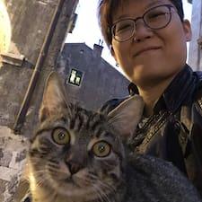 Perfil do utilizador de Hsiao Lan (Alex)