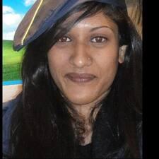 Profil utilisateur de Nirmala